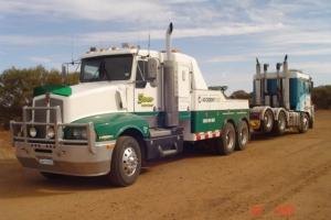 Heavy Tow Truck NTI