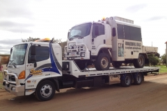 Medium Truck Recovery
