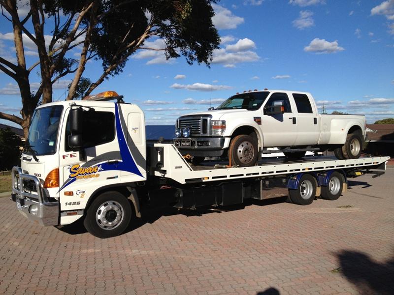 Tilt Trays Towing Perth Wa Swan